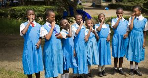 Schools Learning Water Sanitation and hygiene