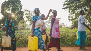 Water and Sanitation for Women