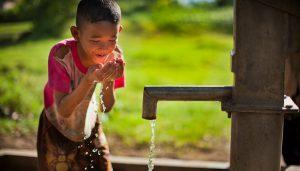 International Relief and Development WASH
