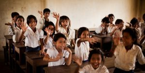Sanitation and Education in Cambodia