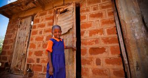 Sanitation and Education Keep Girls in School