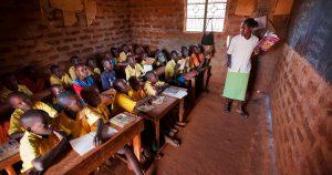 Water Crisis in Ethiopia Schools