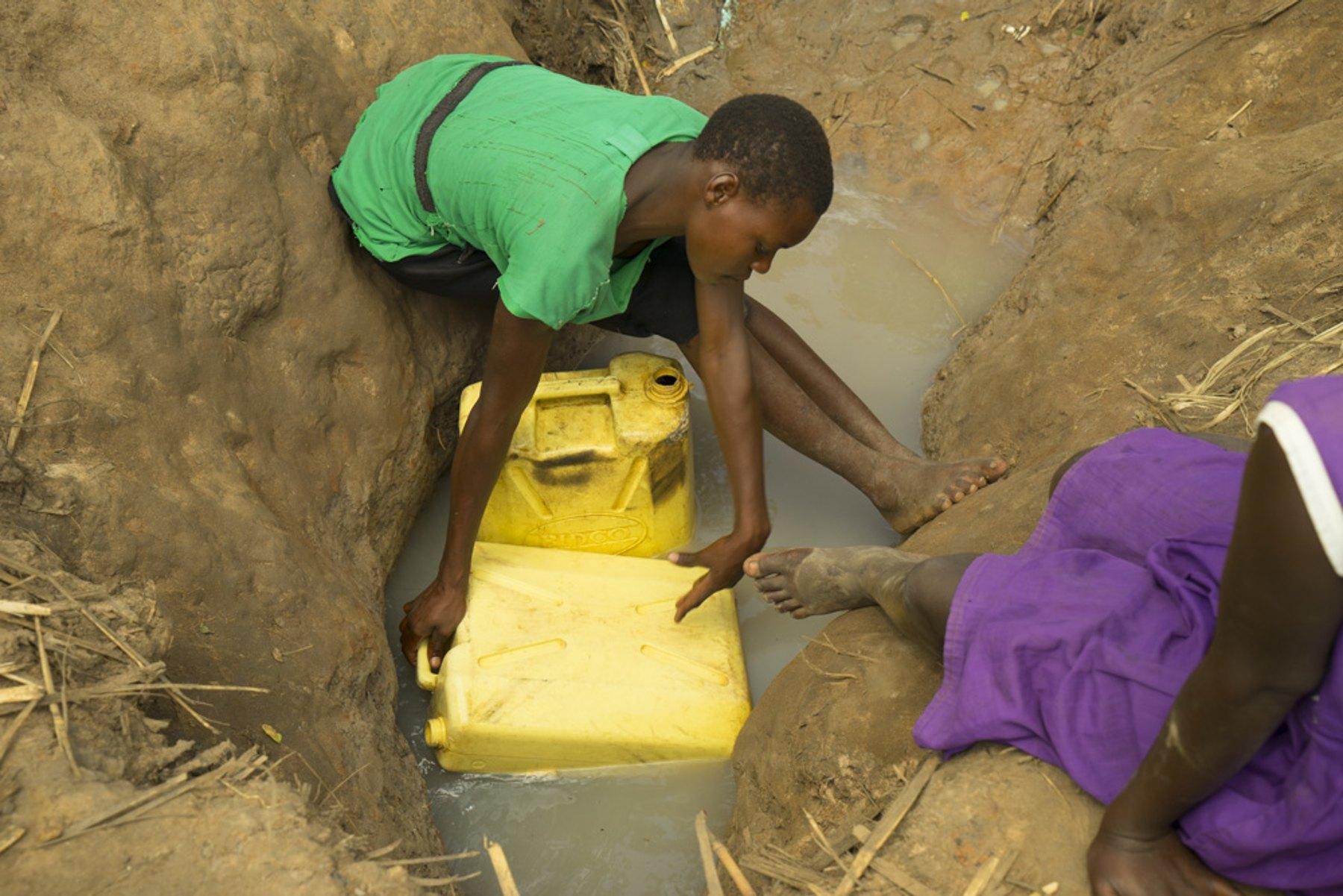 Uganda Water Crisis In Kaliro Is A Reality Lifewater