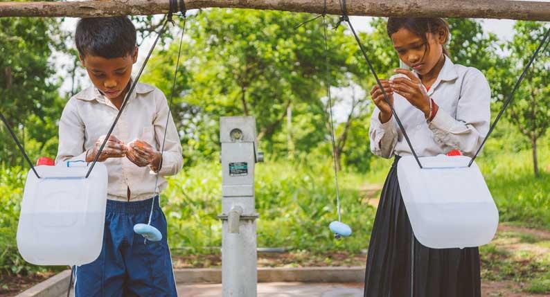Global Handwashing Day at School