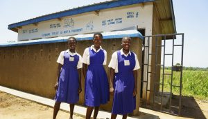 Water and Education Keep Girls in School