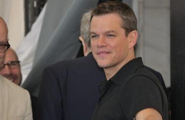 Matt Damon Water Project