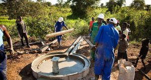 Water Crisis in Uganda- Drilling the well