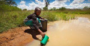 Water Crisis in Uganda - Dirty Water