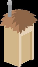 Sanitation (Latrine Illustration)