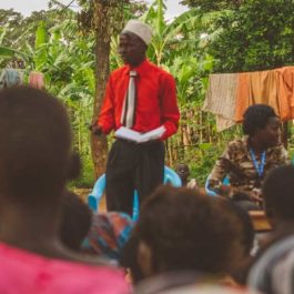 Solving sanitation issues in Africa with Healthy Homes