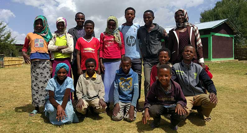 WASH clubs help reduce poverty in Ethiopia