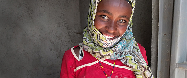 Safe water helps students like Kamiso escape poverty in Ethiopia.