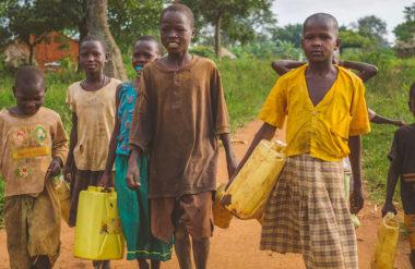 Uganda water crisis in Mayuge