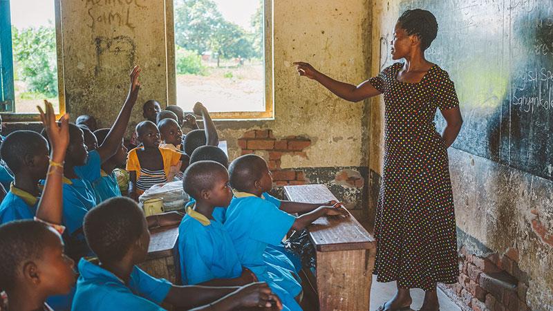 Mayuge, Uganda water crisis affects schoolchildren