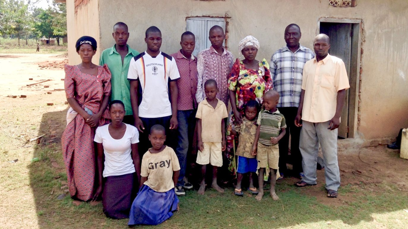 sustainable change and gospel impact kigoma and family kaliro uganda
