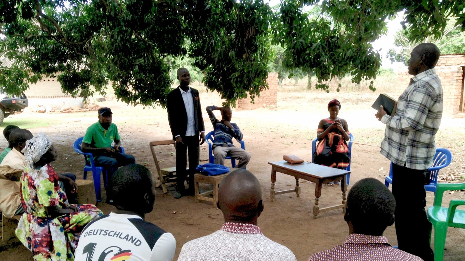 sustainable change and gospel impact kungu and kigoma at bible study