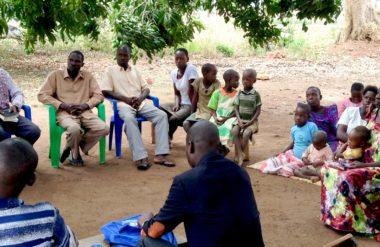 sustainable change and gospel impact kigoma bible study