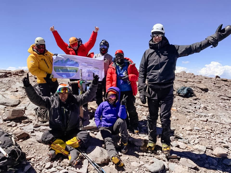 IMG 0314 - Lifewater Donors Hike Mt. Aconcagua to Give 10 Villages in Africa Clean Water