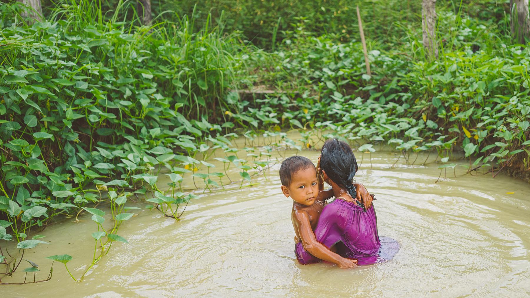 dirty water cambodia - Wheels4Water 2020 Charity Bike Ride