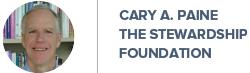 caryapaine stewardship2 - Donate